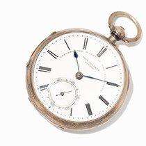 John Forrest Silver Pocket Watch