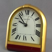 Cartier Alarm Clock Tortue