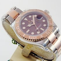 Rolex Yachtmaster new model Rolesor Everrose