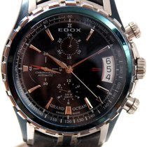 Edox Grand Ocean Chronograph Automatic B&P