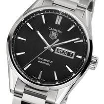 Ταγκ Χόιερ (TAG Heuer) Carrera Calibre 5 Day/Date Automatic...