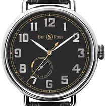 Bell & Ross Vintage WW1 BRWW197-HER-ST/SCR