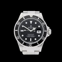 Rolex Submariner Stainless Steel Gents 16610LN - W3137