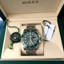 Rolex OYSTER PERPETUAL SUBMARINER DATE HULK