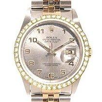 Rolex Men's Rolex Datejust Steel & Gold 2-Tone Watch...