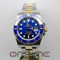勞力士 (Rolex) Submariner Date Steel & Gold NEW