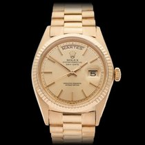 Rolex Day-Date 18k Yellow Gold Gents 1803