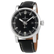 Chronoswiss Grand Pacific Black Dial Automatic Ladies Watch