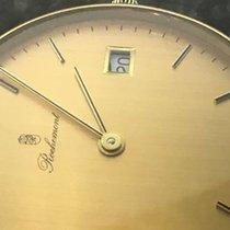Handwerk 14 kt Rochemont watch with date indicator