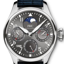 IWC IW5028-05 Big Pilot Perpetual Calendar London Botique in...