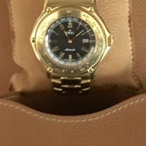 Ebel - Ebel Voyager Discovery GMT Worldtime Automatic -...