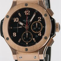 Hublot Big Bang Rosegold Chrono