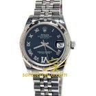 Rolex Datejust Lady Steel and Diamonds Bezel