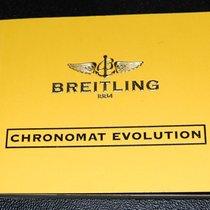 Breitling Chronomat Evolution Heft