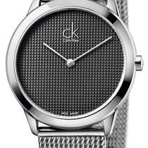 ck Calvin Klein minimal Damen Uhr 35mm K3M2212X