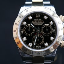 Rolex Oyster Perpetual Daytona Chrono Diamonds