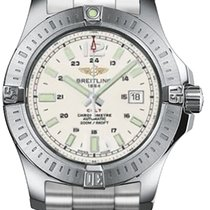 Breitling Men's A1738811/G791/173A Colt Automatic 44mm Watch