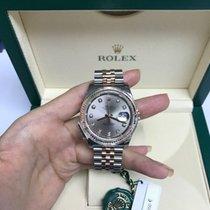 Rolex DATEJUST 116231G GREY