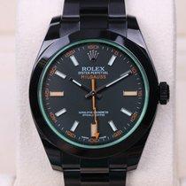 Rolex Milgauss DLC 40 mm