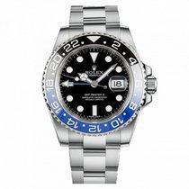 Rolex GMT-Master II 40mm Steel 116710 BLNR