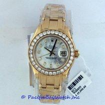 Rolex Pearlmaster Ladies 80298