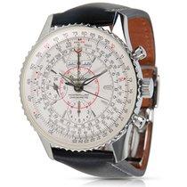 Breitling Navitimer Montbrillant Datora A21330 Men's Watch...