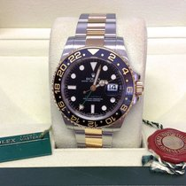 Rolex GMT-Master II 116713LN - Box & Papers 2008