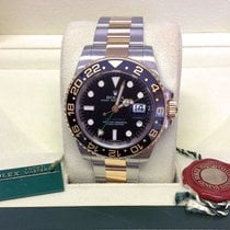 ロレックス (Rolex) GMT-Master II 116713LN - Box & Papers 2008