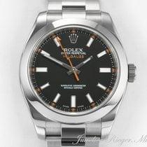 Rolex Milgauss 116400 Edelstahl Automatik 40mm