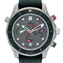 Omega Seamaster Diver 300M Co-Axial Chronograph Automatic...