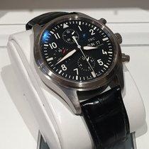 IWC Pilot Chronograph Date 42mm Full Set