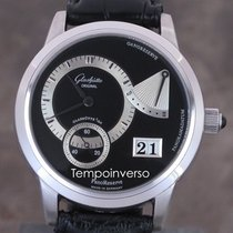 Glashütte Original Panoreserve platinum PT950 limited edition...