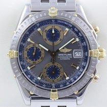 Breitling Chronomat Stahl/Gold B13352