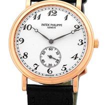 """Patek Philippe Gent's 18K Rose Gold  # 5022 """"Officer&#..."""