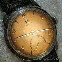 Omega Handsome Omega 30T2 Oversize 37 mm Handsome Dial