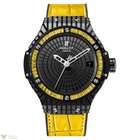 Hublot Big Bang 41 mm Caviar Tutti Frutti Yellow Citrines...