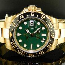 Rolex Gmt Master Ii Ref. 116718ln Oro Giallo