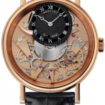 Breguet Tradition Manual Wind 40mm Mens Watch
