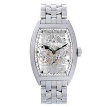 Franck Muller Cintree Curvex 8880 B S6 SQT Men's Watch