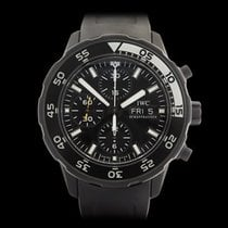 IWC Aquatimer Galapagos Rubberised Stainless Steel Gents IW376705