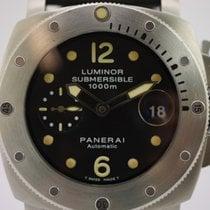 파네라이 (Panerai) Luminor 1950 SUB 1000m mit Box und Pap
