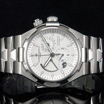 Vacheron Constantin OVERSEAS DUAL TIME/GMT Stahl Referenz...