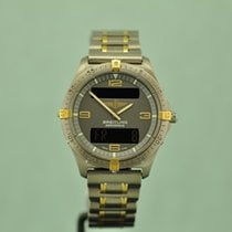 Breitling Chrono-Matic ( Titanium-Gold )