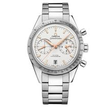 Omega Speedmaster Chronograph Mens Watch  Stainless Steel ...