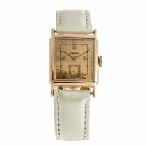 Longines 1941 Ladies Rose Gold Filled Watch