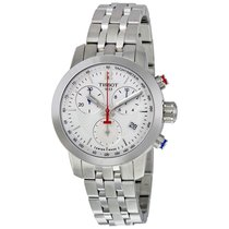 Tissot PRC 200 NBA Special Edition White Dial Quartz Ladies Watch