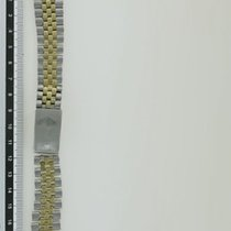 Rolex Steel/Gold Jubilee Band Folded
