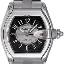 Cartier Roadster Men's Stainless Steel Watch W62041V3