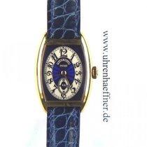 Franck Muller Cintrée Curvex Chronometro Handaufzug Gelbgold...