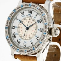 Longines Lindbergh Handaufzug Stundenwinkeluhr 8765.238